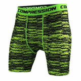 2016 High Elasticity Compression Men's Fitness Short