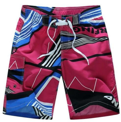 2016 Summer Men's Beach Boardshorts