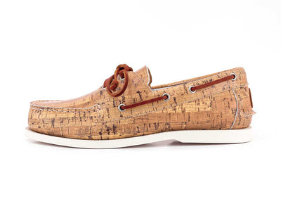 Froats Wine and Dines Boat Shoes side view