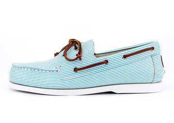 seersucker boat shoe froats