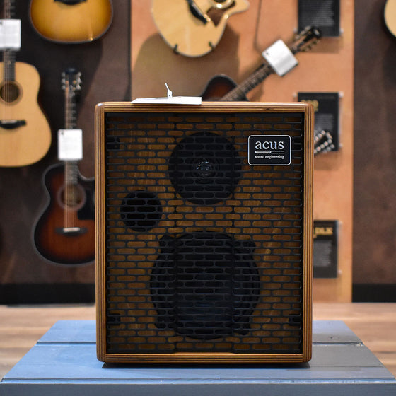 Acus One ForStrings 5T Acoustic Guitar Amp w/ Bag