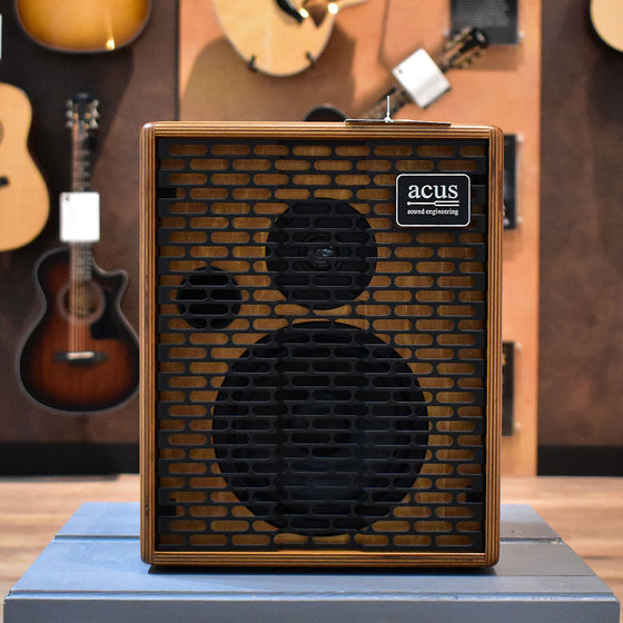 Acus One ForStrings 6T Acoustic Guitar Amp w/ Bag