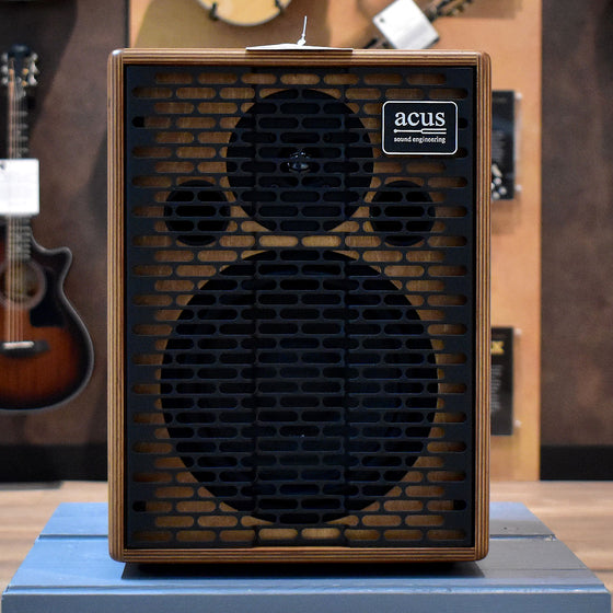 Acus One ForStrings 8 Acoustic Guitar Amp w/ Bag