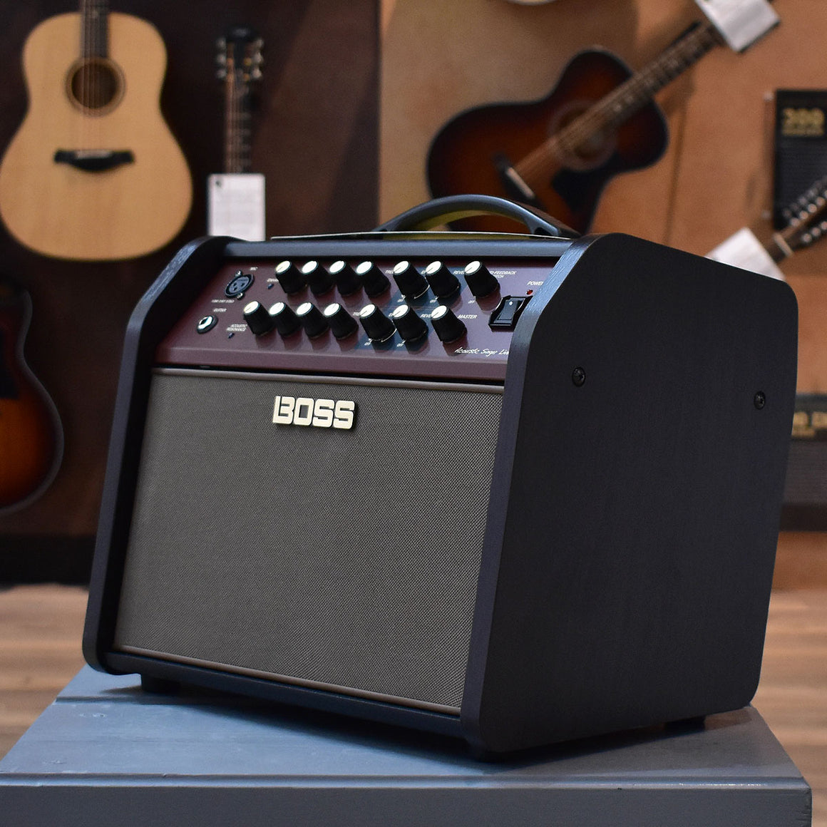 Boss Acoustic Singer Live LT Acoustic Guitar Amplifier
