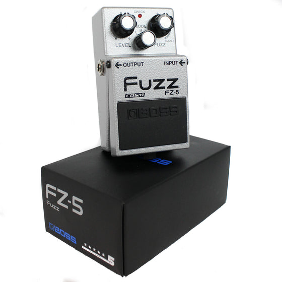 BOSS FZ-5 Fuzz Effects Pedal - Guitar Galleries