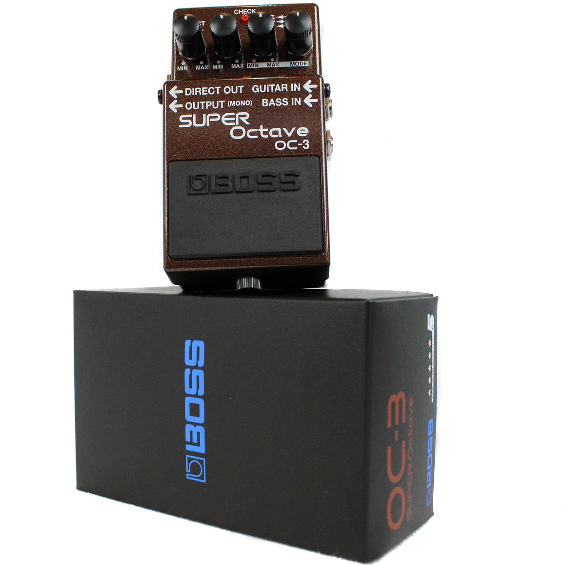 Boss OC-3 Super Octave Pedal - Guitar Galleries