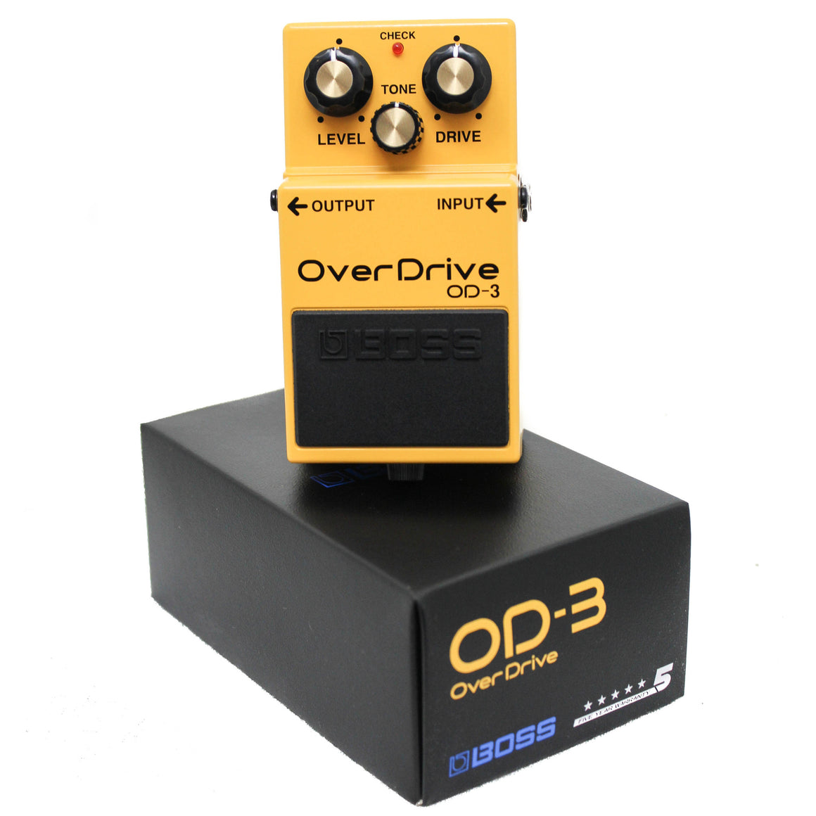 Boss OD-3 Guitar Overdrive Pedal