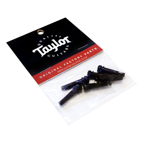 Taylor Ebony Bridge Pins