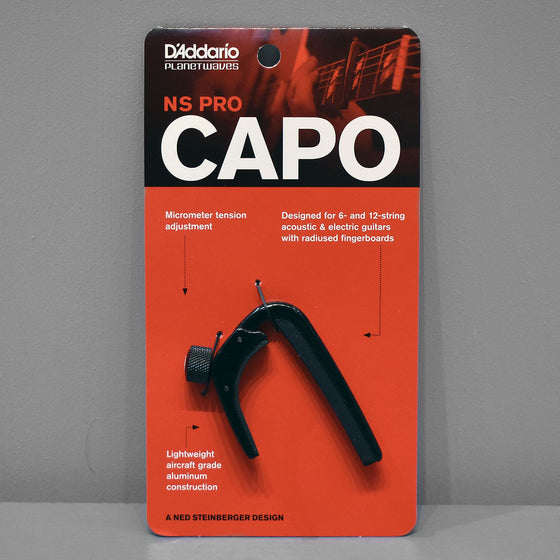 D'Addario Planet Waves NS Capo (PW-CP-02)