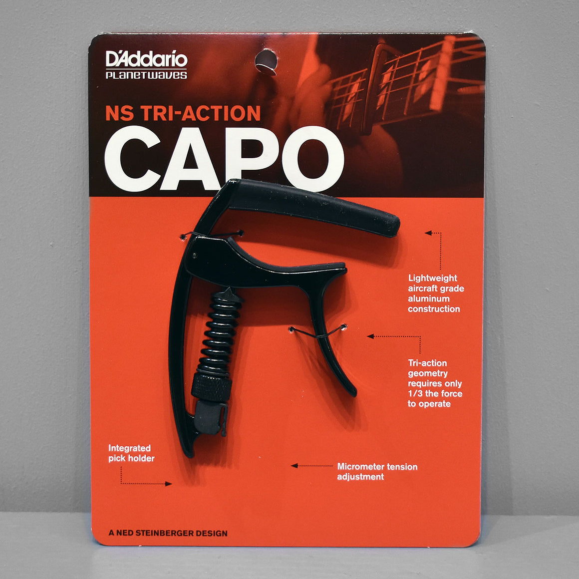 D'addario Planet Waves Tri Action Capo (PW-CP-09)