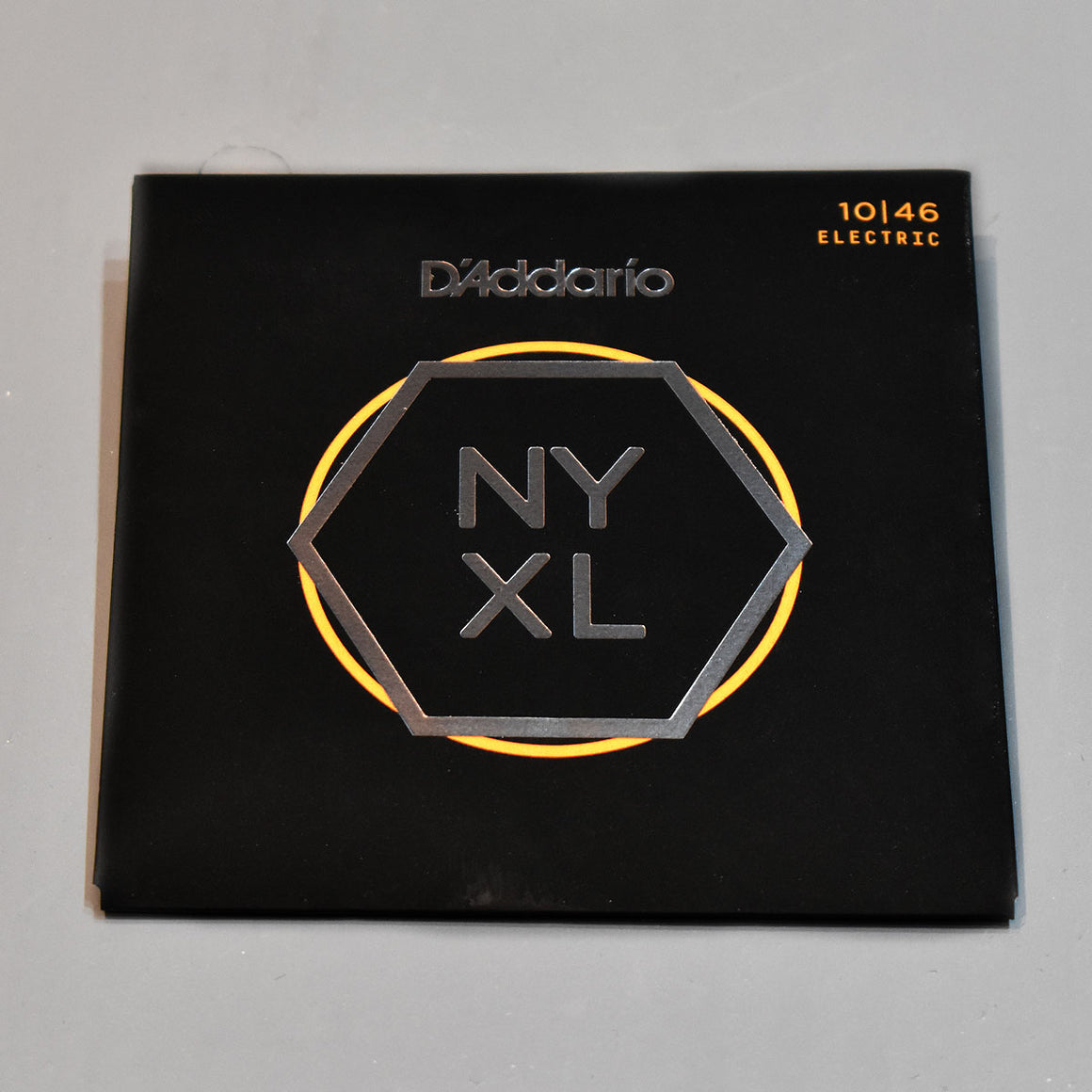 D'Addario NYXL 10-46 Regular Light Electric Guitar Strings