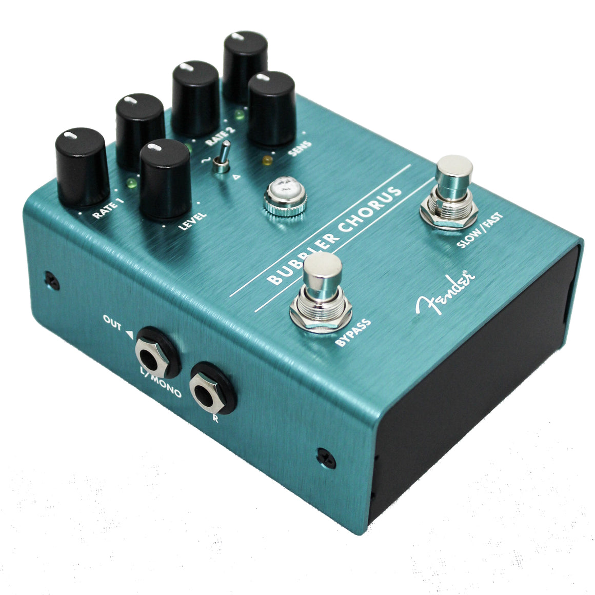 Fender BUBBLER CHORUS Analog Chorus-Vibrato Guitar Effects Pedal
