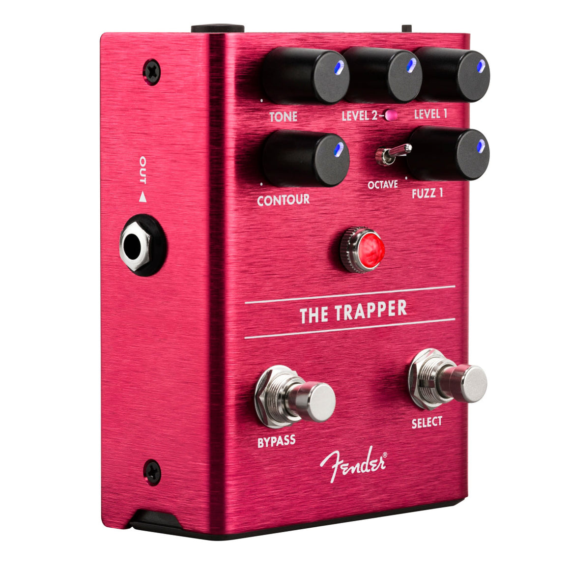 "Fender ""The Trapper"" Fuzz Pedal"