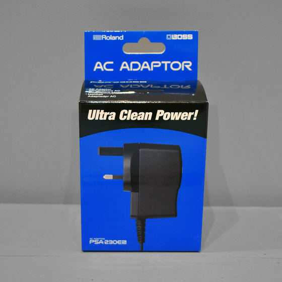 Boss PSA-230ES Power Supply Adaptor