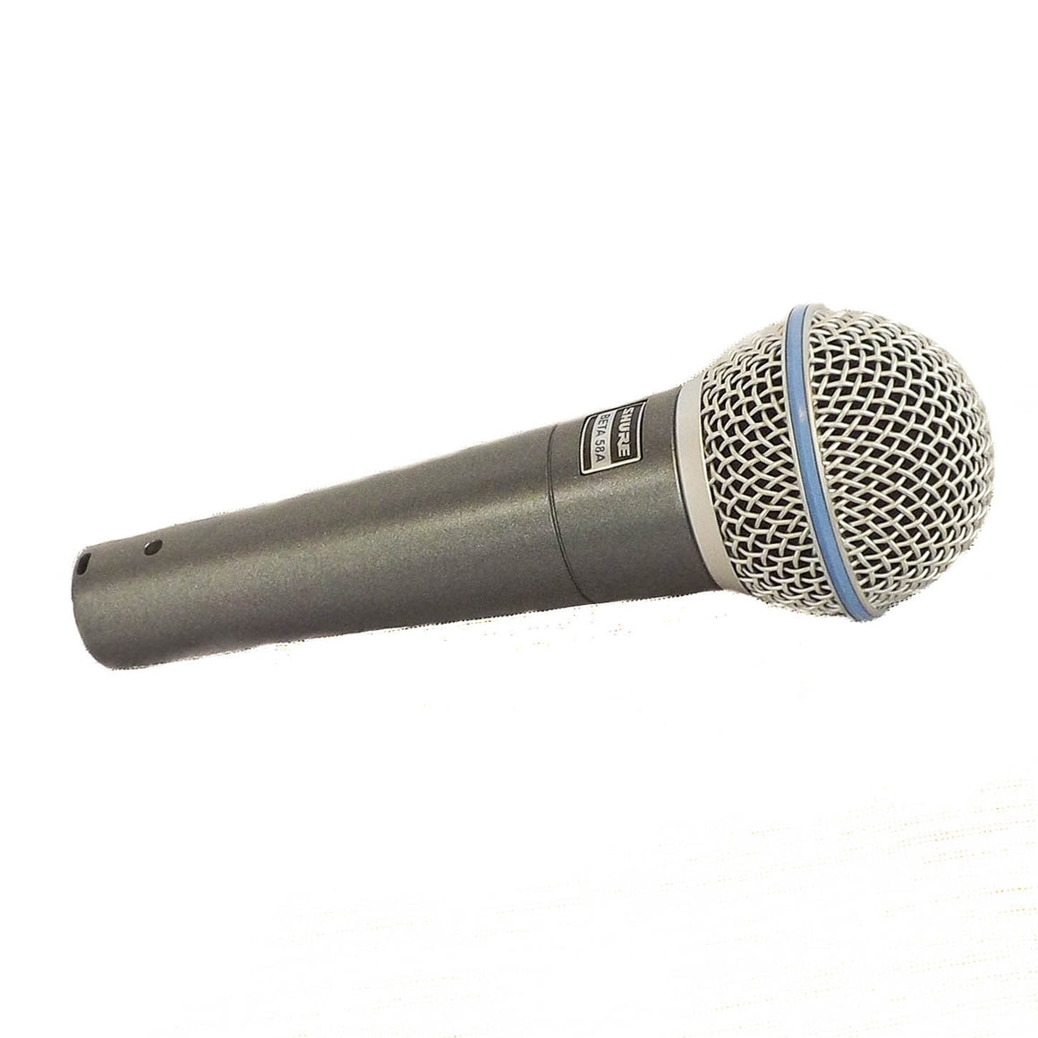 Shure Beta 58A Vocal Microphone - Guitar Galleries