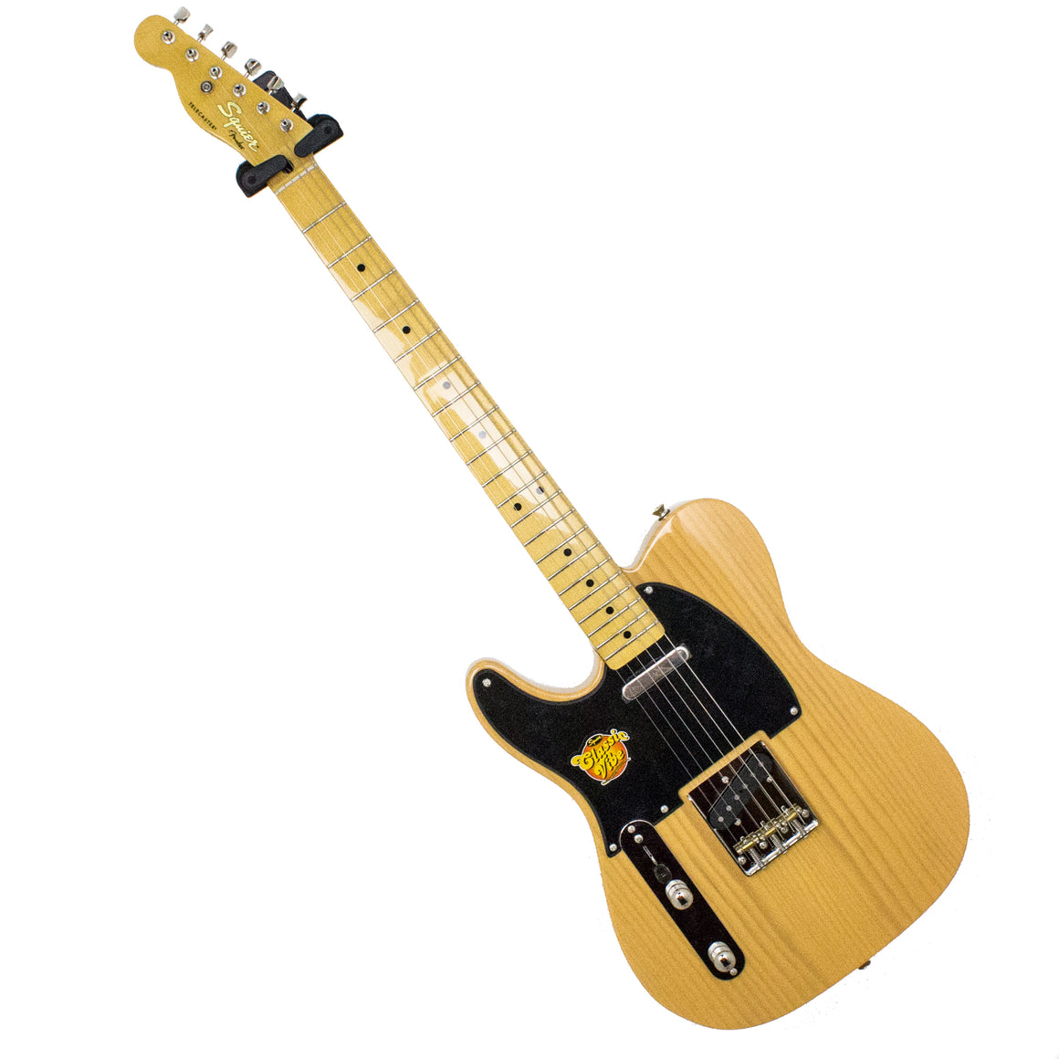 Squier Classic Vibe Telecaster '50s Left Handed Electric Guitar Butterscotch Blonde