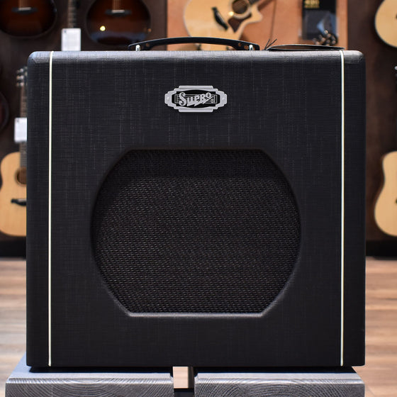 Supro Blues King 12 1x12 Combo w/ Spring Reverb