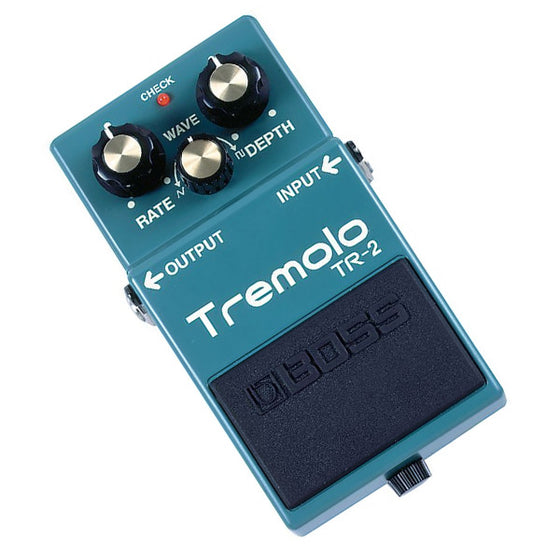 Boss TR-2 Tremolo Pedal - Guitar Galleries