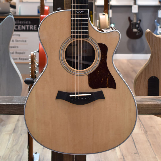 Taylor 412ce V-Class Electro Acoustic Guitar with Taylor Hard Case