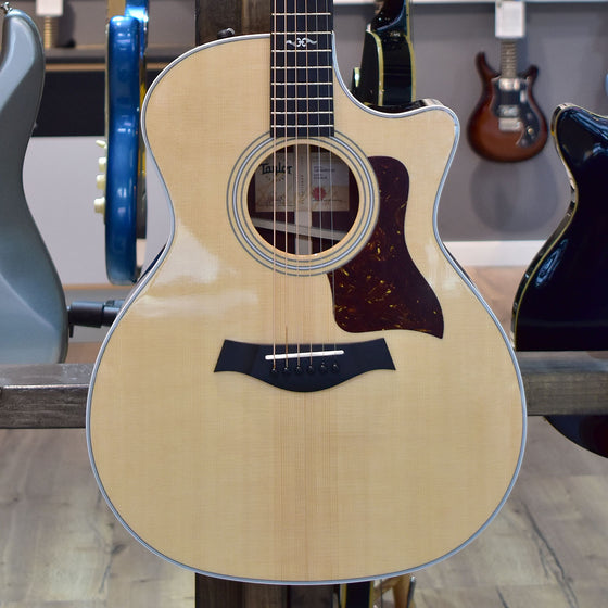 Taylor 414ce-R V-Class Bracing Electro Acoustic Guitar with Taylor Hard Case