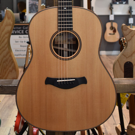 Taylor Builder's Edition 717e Grand Pacific Electro Acoustic Guitar V-Class Bracing with Hard Case