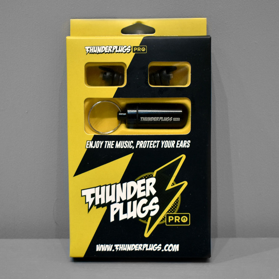 Thunder Plugs Pro - Ear Plugs with Case
