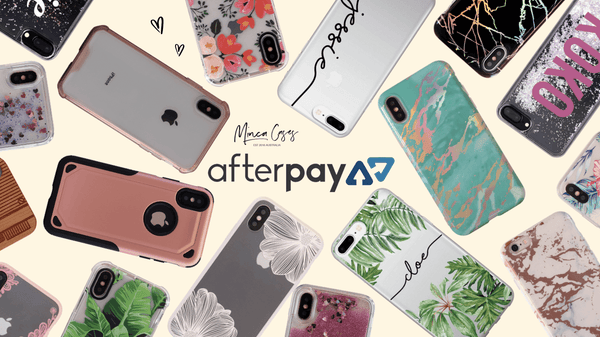 the latest 77c0a df23e Afterpay - Accessorise Your Mobile Phone Now & Pay Later! – Minca Cases