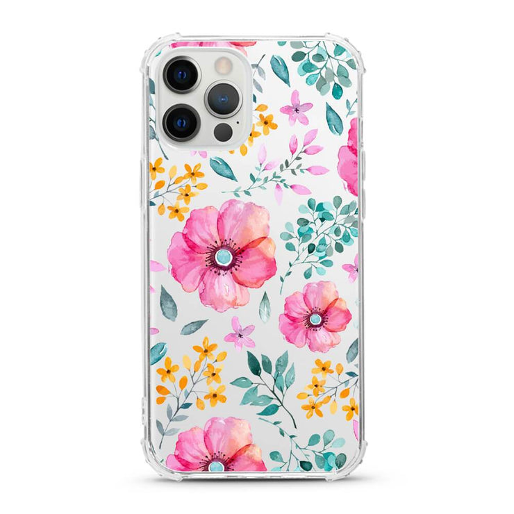 Spring Flowers - Protective Anti-Knock Mobile Phone Case