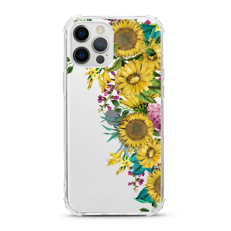 Sunflower Cocktail - Protective Anti-Knock Mobile Phone Case
