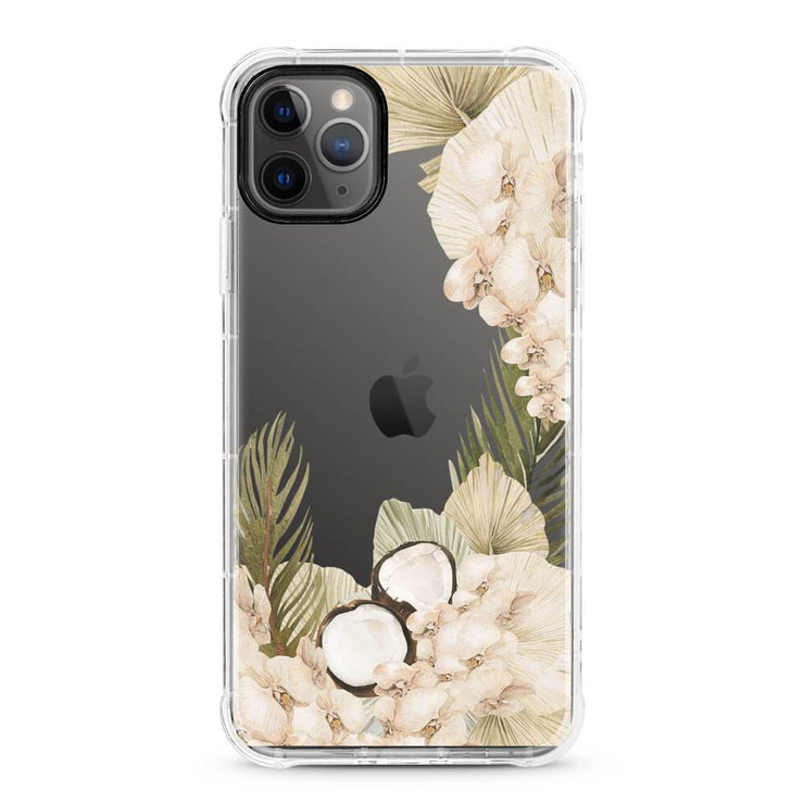Coconut Summer - Protective Air Cushion Mobile Phone Case-Minca Cases