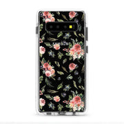 Feast Of Flowers - Protective White Bumper Mobile Phone Case-Minca Cases