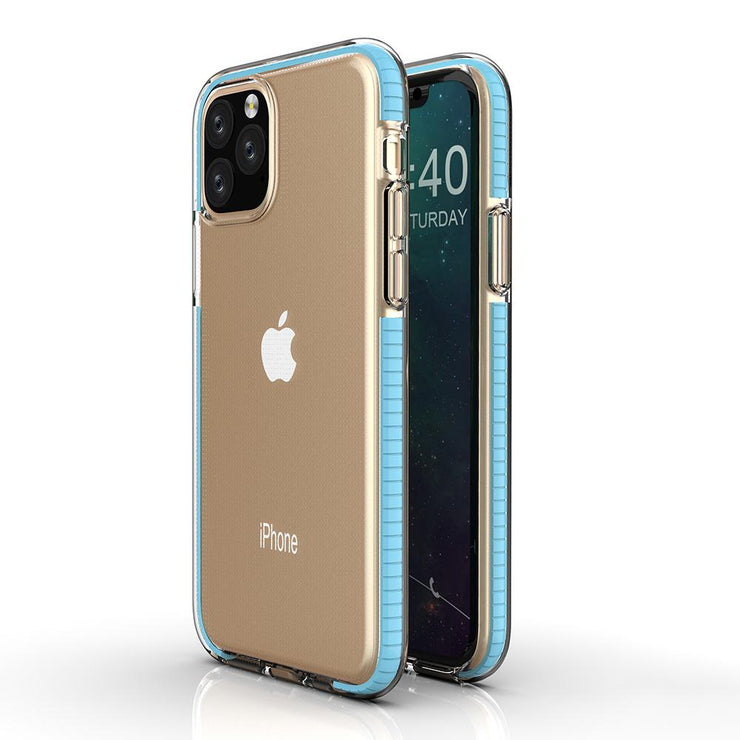Protective Blue Bumper Mobile Phone Case-Minca Cases