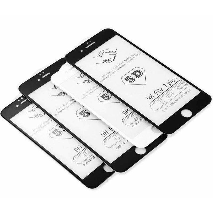 5D Full Coverage Protective Glass Screen Protector-Minca Cases