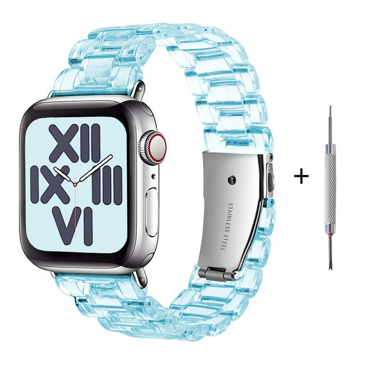 Resin Band For Apple Watch