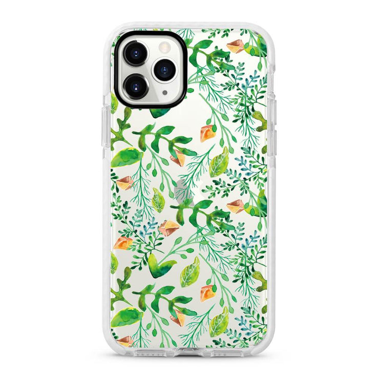 Green Vine - Protective Air Cushion Mobile Phone Case