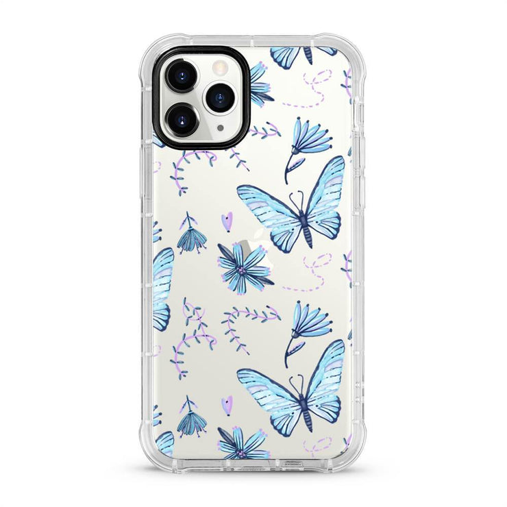 Butterfly - Protective Air Cushion Mobile Phone Case