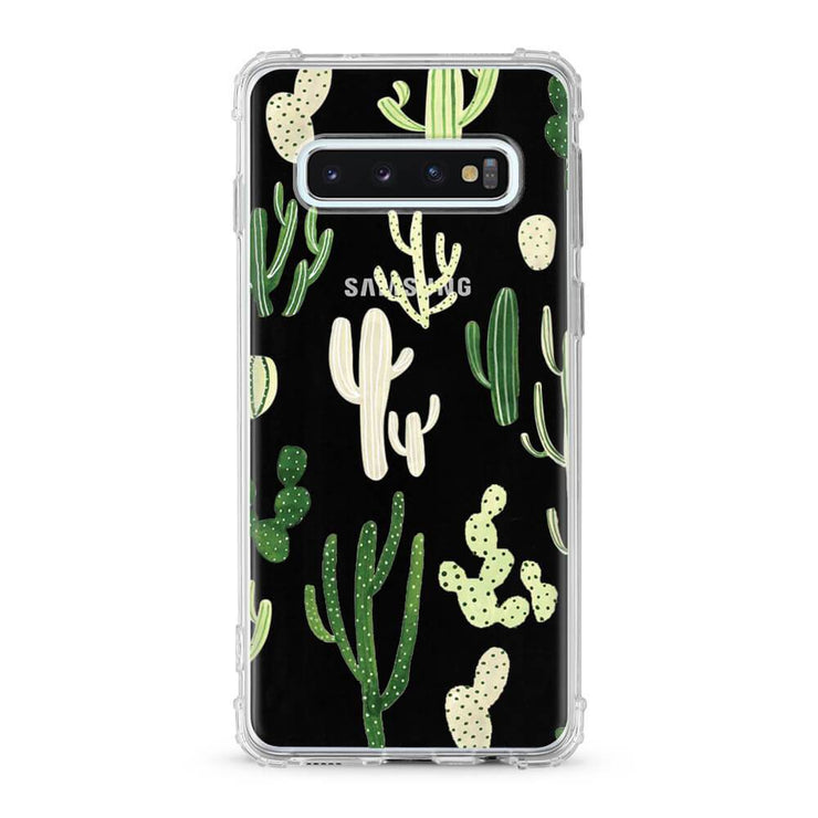 Cactus - Protective Air Cushion Mobile Phone Case