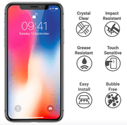 [2 Pack] Premium Tempered Glass Screen Protector