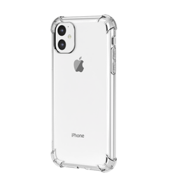 Transparent Anti-Knock Bumper Shockproof Mobile Phone Case