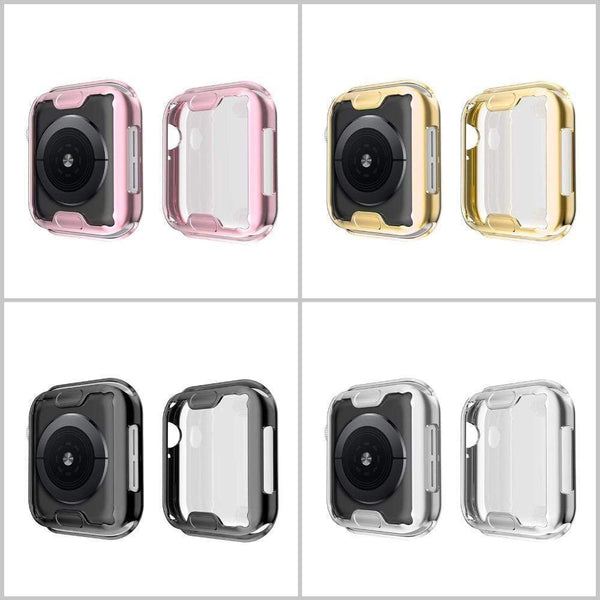Metallic TPU Screen Protector For Apple Watch - Minca Cases Australia