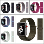 Nylon Breathable Sports Strap For Apple Watch-Minca Cases