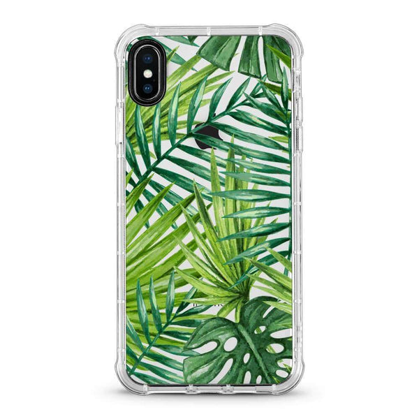 Palms - 3D Embossed Protective Air Cushion Mobile Phone Case - Minca Cases Australia