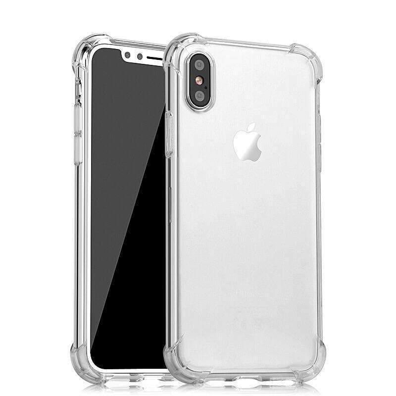 Transparent Anti-Knock Bumper Shockproof Mobile Phone Case - Minca Cases Australia