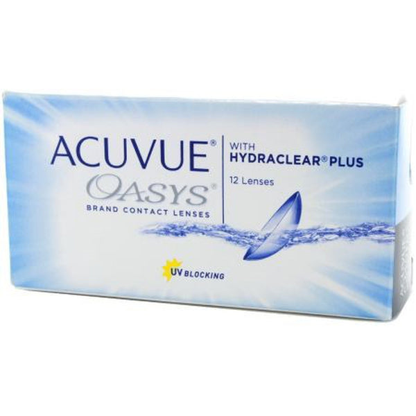ACUVUE OASYS 12-PACK by johnson & johnson