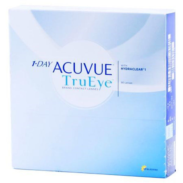 1-DAY ACUVUE TruEye 90-PACK by johnson & johnson