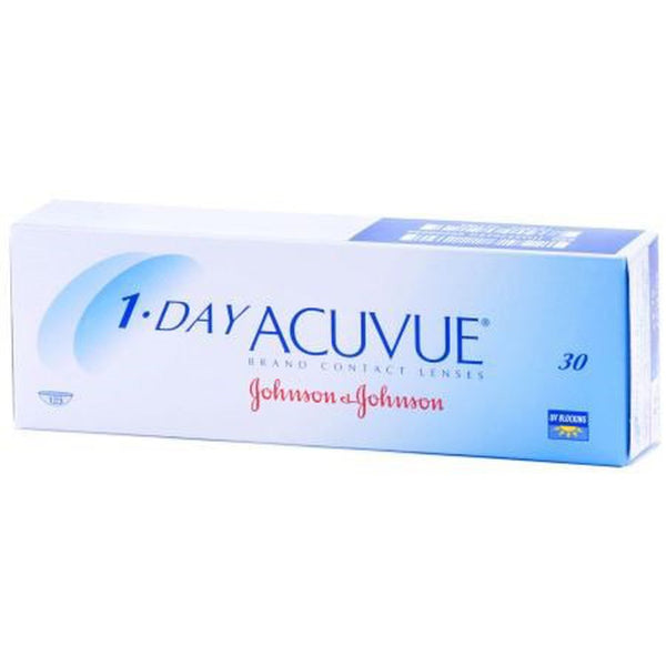 1-Day Acuvue by johnson & Johnson (30 lenses/ Box)