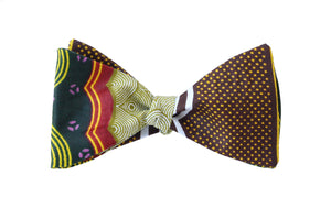 Origin Bow Tie - Angelo Igitego
