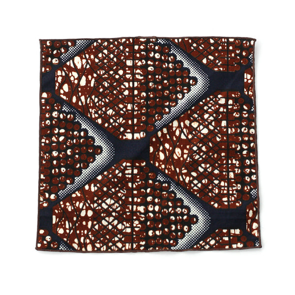Root Pocket Square - Angelo Igitego