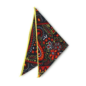Blaze Pocket Square - Angelo Igitego