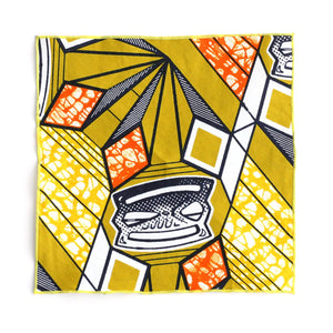 Totem Pocket Square - Angelo Igitego